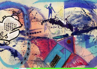 Éxodo | Gustavo Maestre