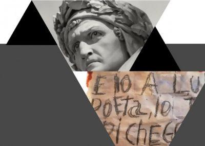 Dante in figura | cinquantatré artisti contemporanei